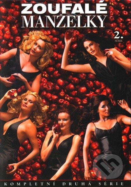Zoufalé manželky 2. série DVD