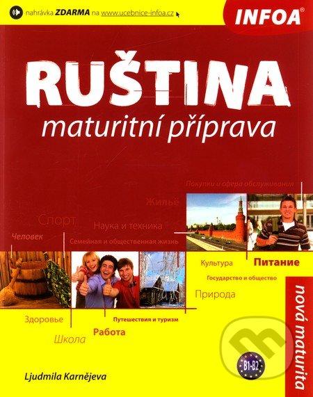 Ruština - Maturitní příprava -