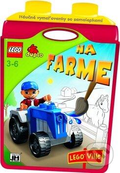 LEGO DUPLO: Na farme -