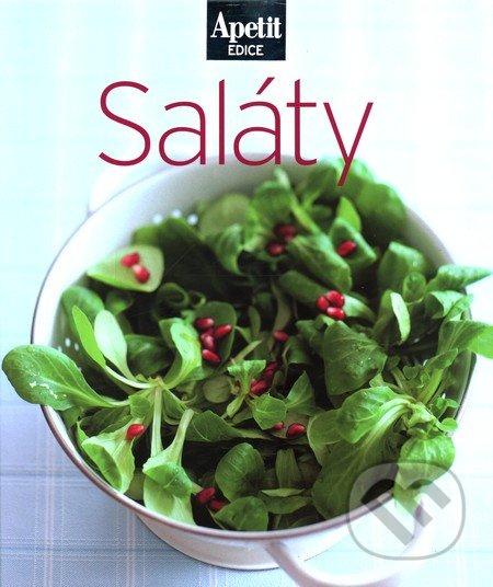 Saláty - kuchařka z edice Apetit (4) -