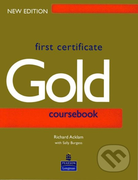 First Certificate Gold, Coursebook - Náhled učebnice