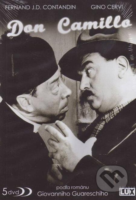 Don Camillo DVD