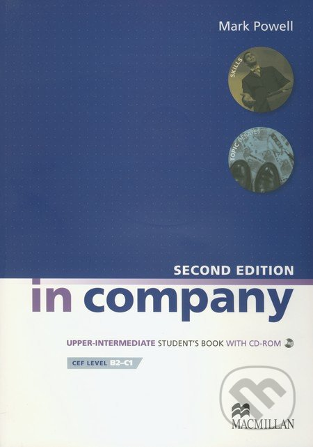 In Company - Upper Intermediate - Student\'s Book - Mark Powell