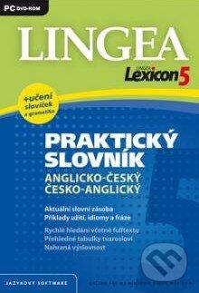 Praktický slovník anglicko-český, česko-anglický -