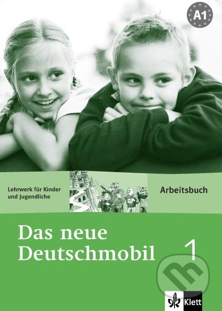 Das neue Deutschmobil 1 - Arbeitsbuch - Jutta Douvitsas-Gamst a kol.