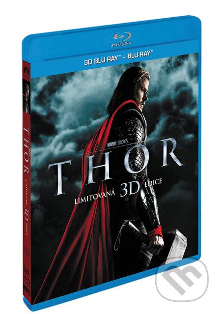 Thor (3D + 2D) BLU-RAY