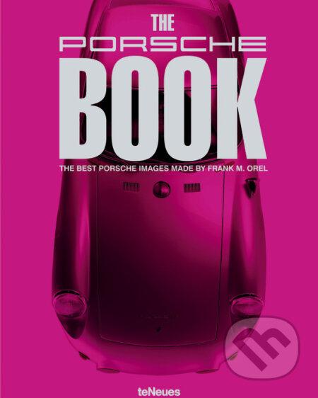 Porsche Book - Frank Orel