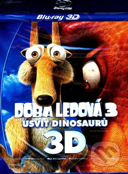 Doba ledová 3 - Úsvit dinosaurů (3D verzia) BLU-RAY