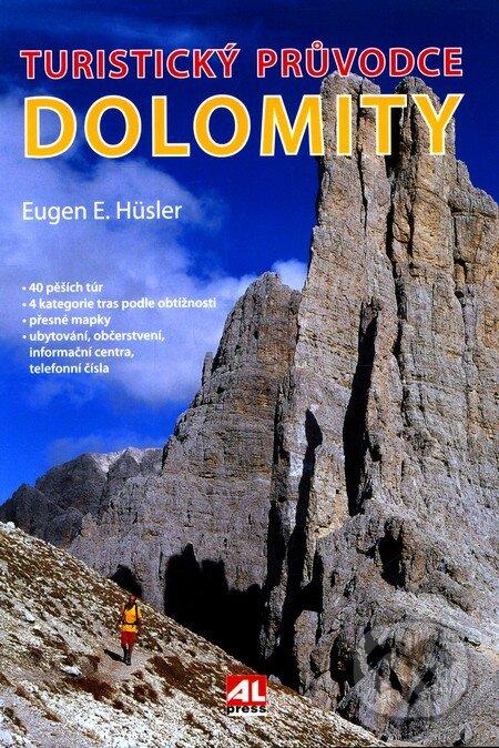 Dolomity - Eugen E. Hüsler