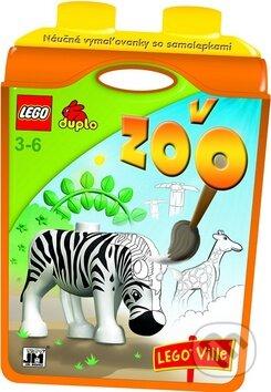 LEGO DUPLO: V ZOO -