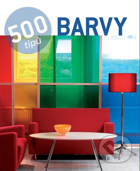 500 tipů - Barvy -