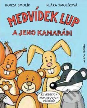 Medvídek Lup a jeho kamarádi -
