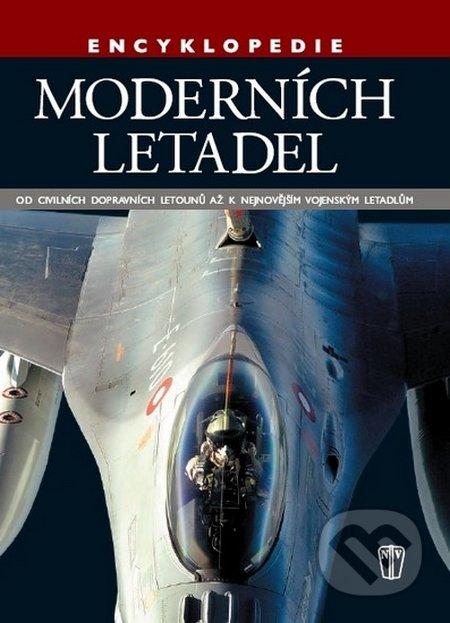 Encyklopedie moderních letadel - Jim Winchester