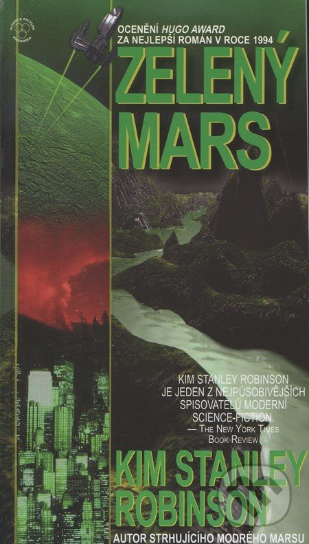 Zelený Mars - Kim Stanley Robinson