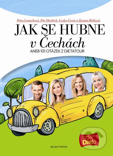 Jak se hubne v Čechách - Petra Lamschová a kolektív