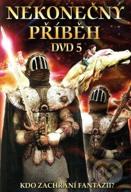 Nekonečný příběh 5 DVD