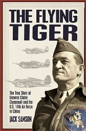 The Flying Tiger - Jack Samson
