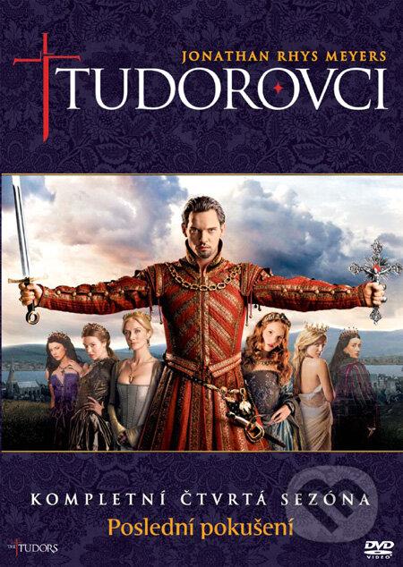 Tudorovci IV DVD