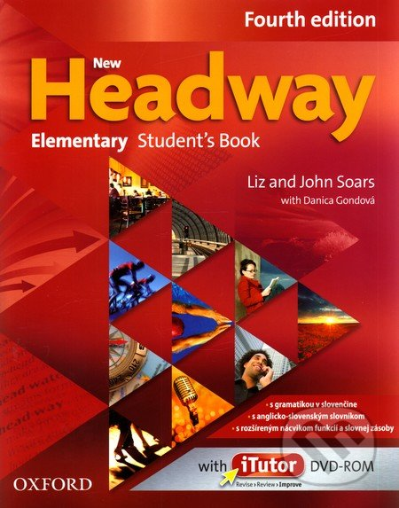 New Headway - Elementary - Student\'s Book (Fourth edition) -