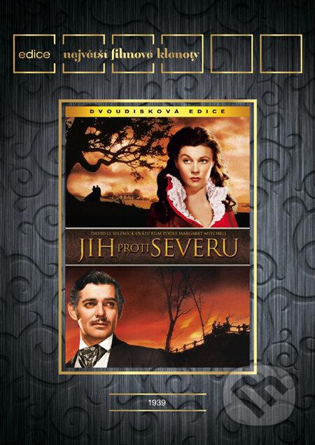 Jih proti severu - 2 DVD DVD