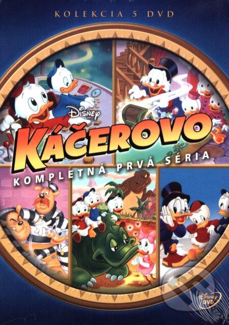 Kolekcia Káčerovo - 1. séria DVD