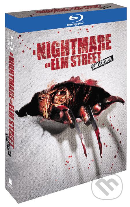 Kolekce - Noční můra v Elm Street 1 - 7 BLU-RAY