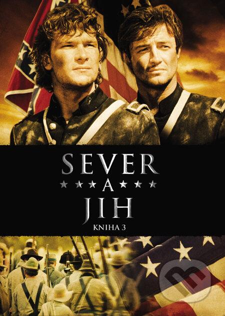 Sever a Jih - 3. kniha DVD