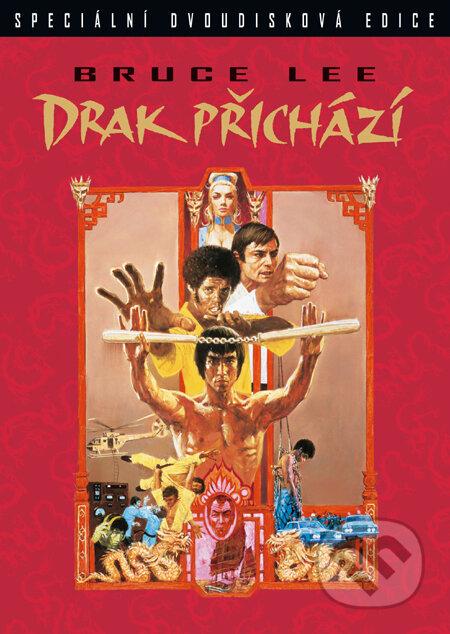 Drak přichází DVD