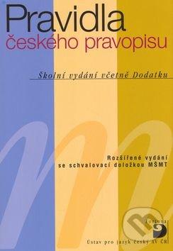 Pravidla českého pravopisu -
