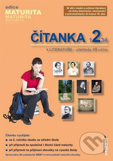 Čítanka k literatuře 2 - Markéta Kostková