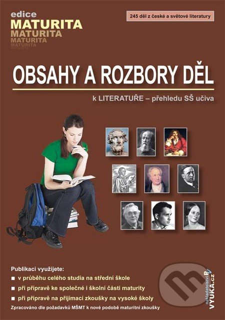 Obsahy a rozbory děl - Otakar Slanař