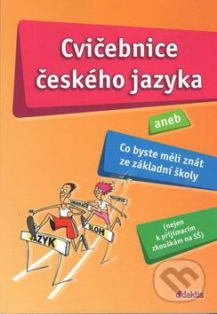 Cvičebnice českého jazyka -