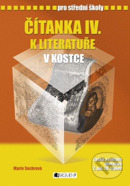 Čítanka IV. k Literatuře v kostce pro střední školy - Náhled učebnice