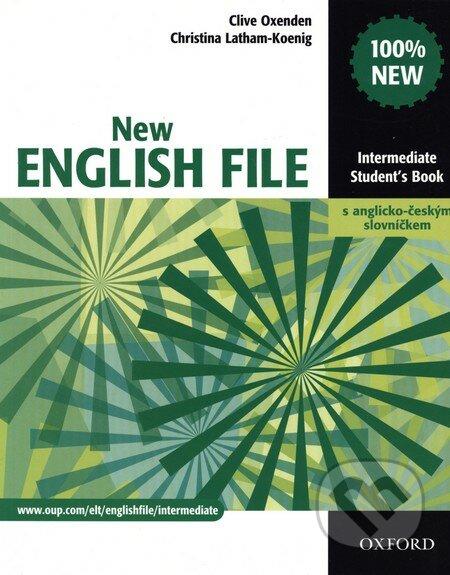 New English file: Intermediate (Student's book) - Náhled učebnice