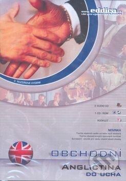 CD Obchodní angličtina do ucha -
