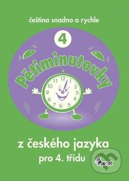 Pětiminutovky z Českého jazyka - Kolektív autorov