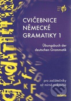 Cvičebnice německé gramatiky 1 - Zuzana Raděvová