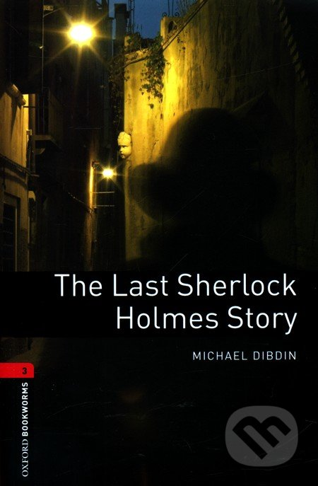 Last Sherlock Holmes Story + CD -