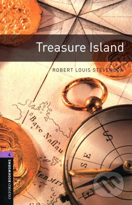 Treasure Island + CD -