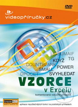 Videopříručka - Vzorce v Excelu 2007/2010 -