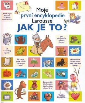 Moje první encyklopedie Jak je to -