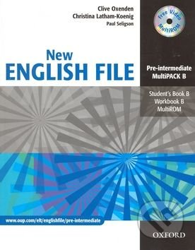 New English File - Pre-intermediate Multipack B -