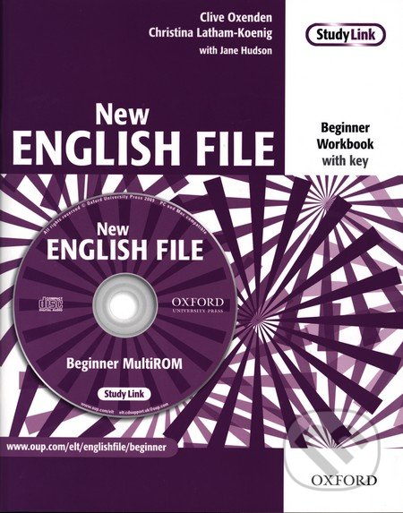 New English File - Beginner: Workbook - Clive Oxenden