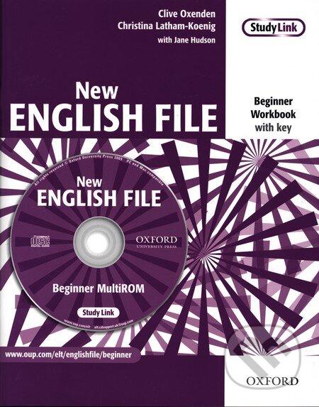 New English File - Beginner: Workbook - Clive Oxenden