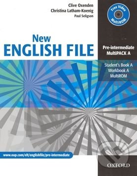New English File - Pre-Intermediate - Multi A -
