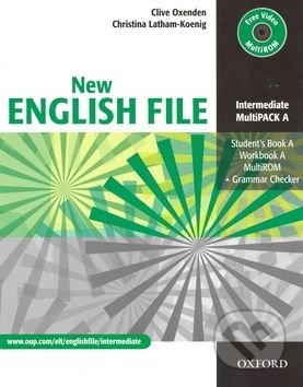 New English File - Intermediate Multipack A -