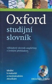 Oxford: Studijní slovník - Náhled učebnice