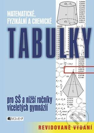 Matematické, fyzikální a chemické tabulky - Bohumír Kotlík, Vladimír Lank, Miroslav Vondra