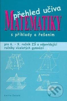 Přehled učiva matematiky - Náhled učebnice