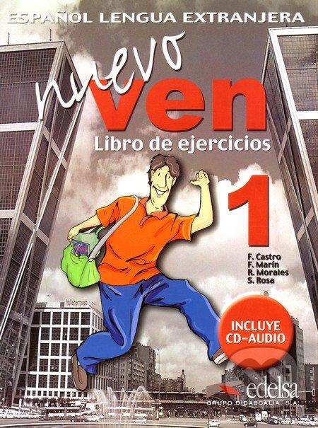 Nuevo ven 1 - Libro de Ejercicios + CD -